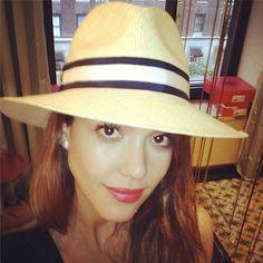 Jessica Alba Instagram picture