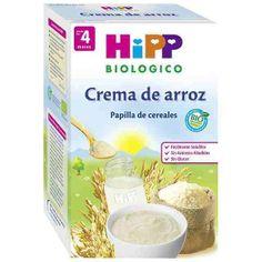 #Oferta -10% DTO Papilla Crema de Arroz Ecológica +4 Meses Hipp - Ecologgi.com