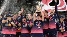 Online Business Operator: Women's World Cup: England beat India by nine runs...