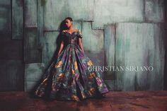 "Orange is the New Black"" star Samira Wiley is the face of Christian Siriano's Fall 2015 Collection. Description from tomandlorenzo.com. I searched for this on bing.com/images"