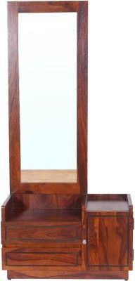 Peachtree Engineered Wood Dressing Table Finish Color White
