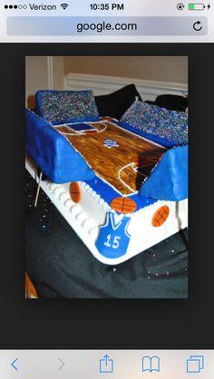 Court Cake!!!