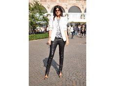 Emmanuelle Alt en 10 looks | Vogue