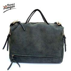 $22.88 (Buy here: https://alitems.com/g/1e8d114494ebda23ff8b16525dc3e8/?i=5&ulp=https%3A%2F%2Fwww.aliexpress.com%2Fitem%2F2016-New-Arrive-Women-Shoulder-Bag-Nubuck-Leather-Vintage-Messenger-Bag-Motorcycle-Crossbody-Bags-Women-Bag%2F32720379573.html ) 2016 New Arrive Women Shoulder Bag Nubuck Leather Vintage Messenger Bag Motorcycle Crossbody Bags Women Bag for just $22.88