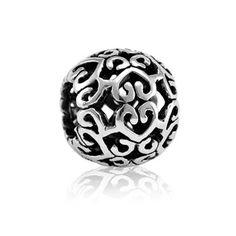 Together | NZ Silver Bracelet Charms - evolve-jewellery.co.nz