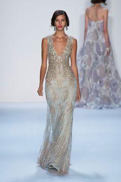 Badgley Mischka at New York Fashion Week Spring 2014 - StyleBistro