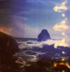 Polaroid Photography by Kate Pulley