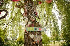 Una boda hippie chic (en Francia)