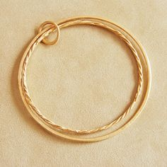 golden bracelet DELLE Collection by joid'art #joidart
