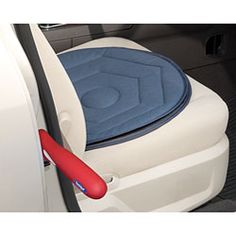 @Overstock - This combination includes the convenient HandyBar and Swivel Seat Cushion. These two automobile aides can help you climb in and out of your vehicle.http://www.overstock.com/Health-Beauty/Standers-2-piece-Automobility-Solution/5771027/product.html?CID=214117 $62.99