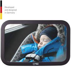 Guoyy Baby R/ückspiegel Auto R/ücksitz Baby Easy View Spiegel Einstellbar N/ützlich Cute Infant Monitor f/ür Kinder Kleinkind Kind