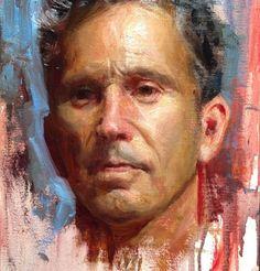 Jeff Hein oil painting