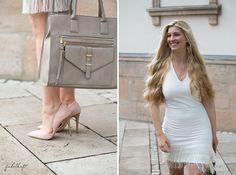 Ein just white Outfit - heute im Blog