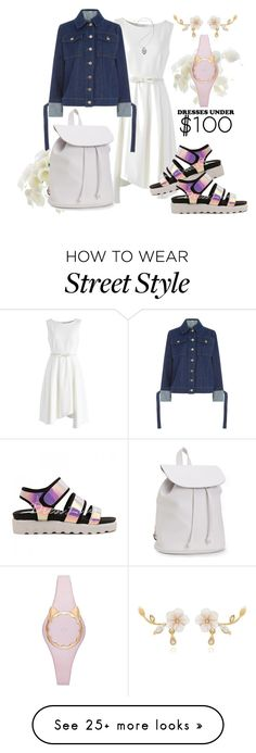 """""""White"""" by adieris on Polyvore featuring Chicwish, Warehouse, Aéropostale, Kate Spade and Urban Outfitters"""