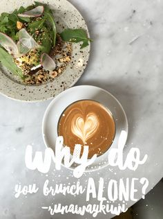 Why do you brunch alone? Parsons Green, Alone, Brunch, Culture, London, Breakfast, Food, Morning Coffee, Essen