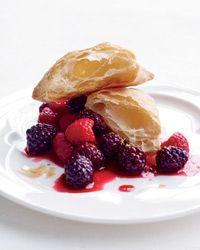 Summer Berry Tarts by Marcia Kiesel, foodandwine #Berry #Tart #Marcia_Kiesel #foodandwine