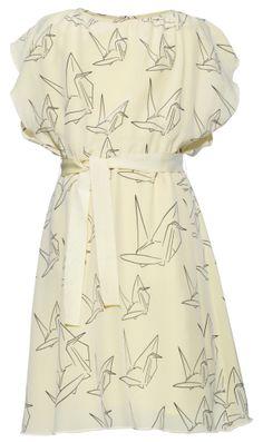 @Pale Cloud Spring Summer 2014 Drew Dress. #yellow #palecloud #SS14 #spring #summer #springsummer2014 #childrens #kids #childrenswear #kidswear #kidsfashion #girls