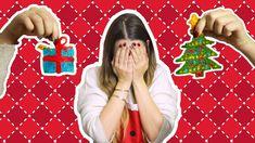 Katastrofálne kreslenie vianočných palaciniek #2 | Patra Bene #vanoce Youtubers, Ale, Ales
