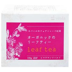 オーガニック紅茶     リーフティー