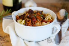 Slow Cooker Beef Provencal Stew