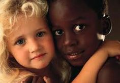 liberty, love, no racism. Racism is not instinctive, it is taught. Let's stop teaching racism in both directions!
