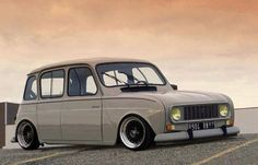 Renault 4 I like - http://extreme-modified.com/