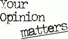 We want you to #Talk2Change and show that your #opinion does matter! Share your #OnlyHonest thoughts today! #politics #government