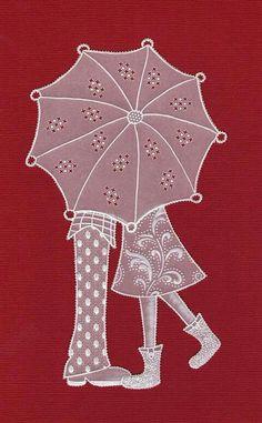Parchment Design, Parchment Cards, Paper Lace, Lacemaking, Quilling, Ladybug, Diy Gifts, Favorite Color, Moose Art
