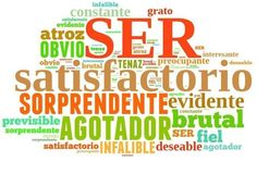 BFIS Blogosphere » Ser or Estar, that is the real question.