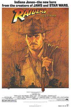 Every kid wanted to be Indiana Jones!