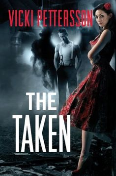 The Taken by Vicki Pettersson  //  BK#1 - Celestial Blues  //  Publication Date: June 12, 2012-can't wait to add this- she let me peak at the cover art last Rita's and she was soooooo excited about the new series :)