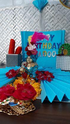 Janmashtami Decoration, Ladoo Gopal, Krishna, Gift Wrapping, God, Sweet, Gifts, Etsy, Gift Wrapping Paper