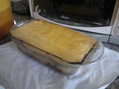 Pie de papas. Ver la receta http://www.mis-recetas.org/recetas/show/40224-pie-de-papas-sheperds-pie