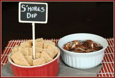 S'mores Dip @Shugary Sweets