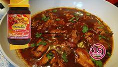 Surinaams eten – Chicken garlic op exclusieve Javaanse saus