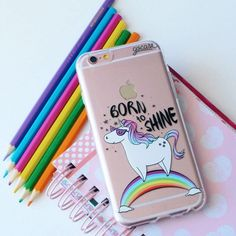 Because we all were born to shine! Tap the link in the bio and see much more #iphone #phonecase #samsung. Phone case by Gocase www.shop-gocase.com