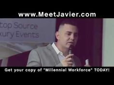 """Javier Montes, Millennial Expert, B.A. -Crazy Millennial Statistics - Focus Miami- """"Millennial guru, Published Author, & Passionately Authentic Entrepreneur. Javier is on a mission to eliminate the gap between Millennials & other generations in your team!"""" Have Javier speak at your next event. https://www.espeakers.com/marketplace/speaker/profile/29859 #generationissues, #entrepreneurism, #entertainment, #eventplanning, #javiermontes, #espeakers"""