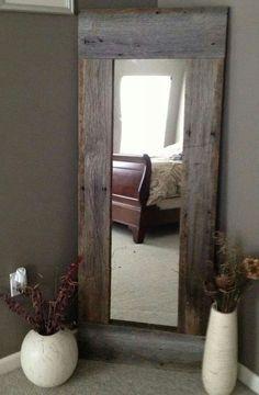 Amplia el espacio con espejos
