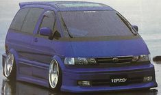 Toyota Previa, Mini Vans, Toyota Van, Chevy, Tuner Cars, Ford Expedition, Trd, Ford Explorer, Japanese Cars