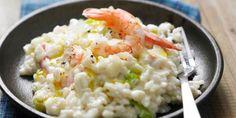 Un risotto aux crevettes et au lait de coco en un rien de temps, c'est possible : vite, la recette !