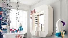 Casinha colorida: Planejando (ou reformando) o banheiro: os com uma banheira e pia (salas de banho)