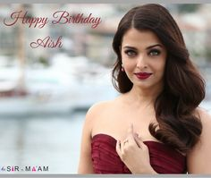 Sir N Maam wishes Aishwarya Rai Bachchan A very Happy Birthday!! #aishwaryaraibachchan #bollywoodactress #celebrities