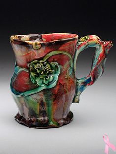 Lisa Orr Mug at MudFire Gallery