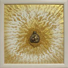 Zlatý flakon