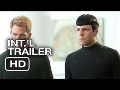 Trailer - Star Trek Into Darkness Official International Trailer (2013) - JJ Abrams Movie HD