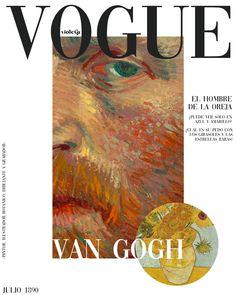 Van Gogh inspired this art piece #Vogue #diseño #design #art #arte Vincent Van Gogh, Design Art, Art Pieces, Vogue, Inspired, Instagram, Movie Posters, Inspiration, Sunflowers