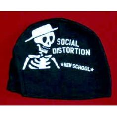 social distortion baby beanie, my kid's gonna have this someday