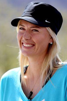 Maria At Indian Wells  2014...