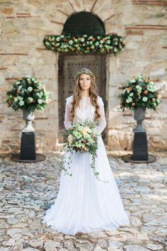 Girls Dresses, Flower Girl Dresses, Wedding Bouquets, Wedding Dresses, Greece, Dream Wedding, Flowers, Photography, Fashion