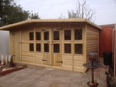 16' x 8' Summerhouse/Shed Combi in Wednesbury, West Midlands